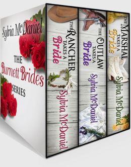 The Burnett Brides Boxed Set